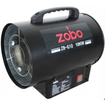 Aeroterma Gaz ZB-G10, 10000 W, 300 mc/h, Zobo