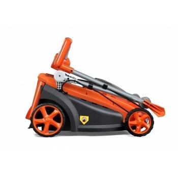 Masina de taiat gazon,  electrica, cu acumulator, latime de taiere 37 cm, Redback #2
