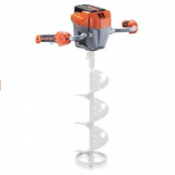 Cap motor cu acumulator pentru burghiu de pamant  gheata, Redback #4