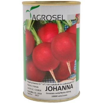 Seminte ridichi Johanna(10000 sem) Agrosel