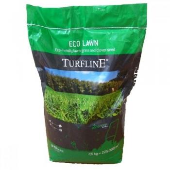 Seminte gazon ecologic cu trifoi alb Eco Lawn Turfline 7.5 kg