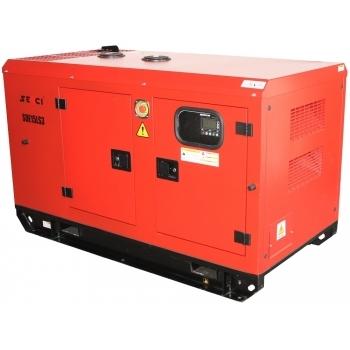Generator de curent insonorizat Senci, SDE15LS3, trifazic, putere 13.2 kW, diesel, putere motor 19.4 Cp, tensiune 400 V / 230 V, pornire electrica, AVR inclus #2