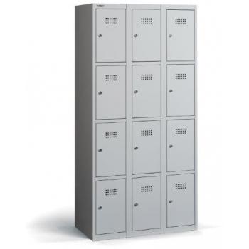 Dulap Box 3/12 cu compartimente mici , Metalobox