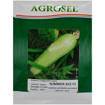 Seminte dovlecel Summer Ace F1(100 sem) Agrosel