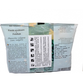 Seminte fasole urcatoare Ecaterina(250 gr) Agrosel #3