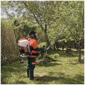 Atomizor DM 14 PE, 2 CP, capacitate rezervor solutie 14 L, Villager #2