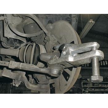 Extractor rotule 29,5 mm, pentru extragerea de bolturi cu bile, demontarea articulatiilor sferice, capete pe bare de directi,  MOB & IUS #2