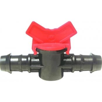 Minivana conector tub picurare 16 mm, Palaplast