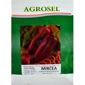 Seminte ardei Mircea(2000 sem) Agrosel #2