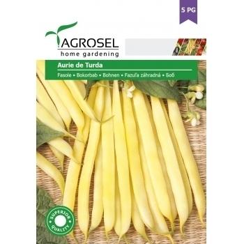 Seminte fasole Aurie de Turda (250gr), Agrosel