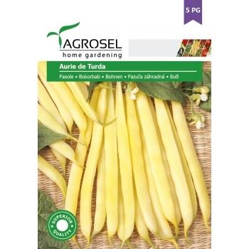 Seminte Fasole Aurie de Turda (500gr), Agrosel