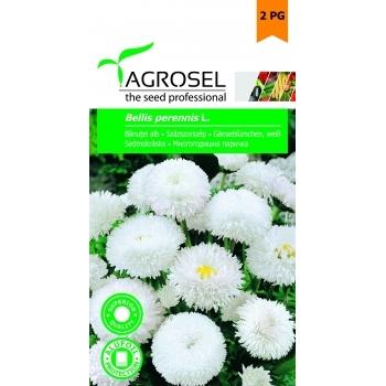 Seminte Banutei de culoare alb (0.3gr), Agrosel