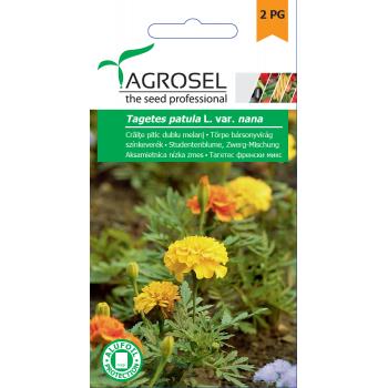 Seminte Craite bicolor pitic, dublu melanj (1.3gr), Agrosel