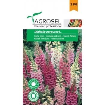 Seminte Degetar melanj (0.75gr), Agrosel