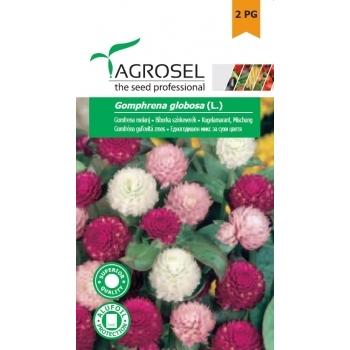 Seminte Gomfrena melanj (0.7gr), Agrosel