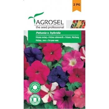 Seminte Petunia melanj (0.75gr), Agrosel