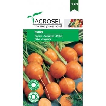 Seminte Morcovi Rondo (5gr), Agrosel