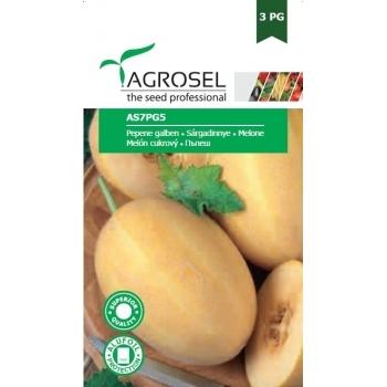 Seminte Pepene galben Cosbuc, (2 gr), Agrosel