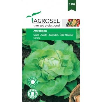 Seminte Salata Attraktion (7gr), Agrosel