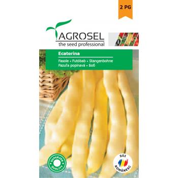 Seminte Fasole Ecaterina (40gr), Agrosel