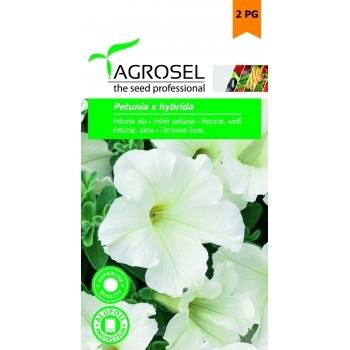 Seminte Petunia alb (0.75 gr), Agrosel