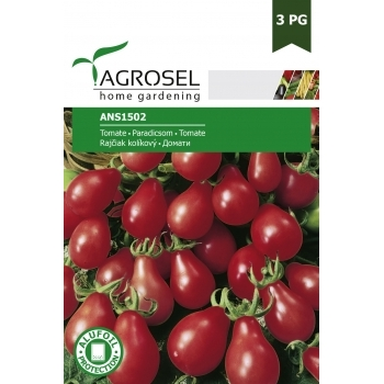 Seminte Tomate pear cherry ANS1502 F1 (1gr), Agrosel