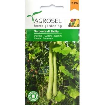 Seminte Dovlecel la metru -Serpente di Sicilia - (2.5 gr), Agrosel