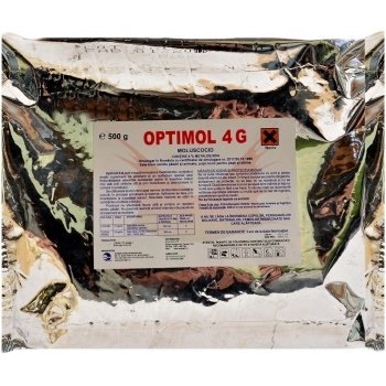 Moluscocid Optimol 4 G(500 gr) Summit Agro
