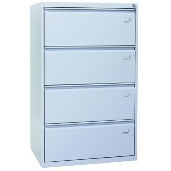 Dulap Offdrawer 4D sertare pentru dosare suspendate cu sertare simple,duble, Meta Vestiare