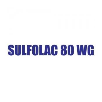 Fungicid Sulfolac 80 WG (25 kg), Agrostulln