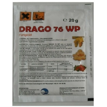 Fungicid Drago 76 WP (20 g), Summit