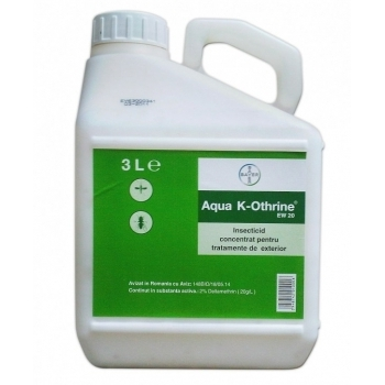 Insecticid Aqua K-Othrine, (3 L) Bayer