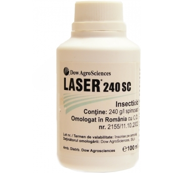 Insecticid Laser 240 SC(100 ml) Dow AgroScience