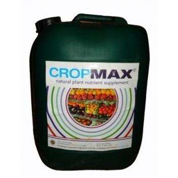 Ingrasamant lichid Bio, contine stimulatori de crestere, cu aplicare foliara, Cropmax, 20 L,  Chemark