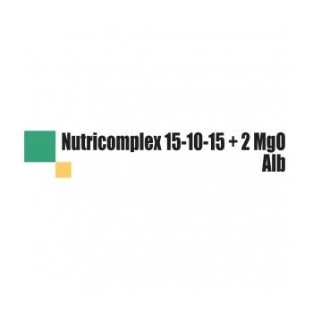 Ingrasamant cu aplicare foliara si fertirigare, Nutricomplex 15-10-15 (25 kg), TCI
