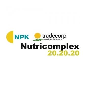 Ingrasamant cu aplicare foliara si fertirigare, Nutricomplex 20-20-20  (25  kg), TCI