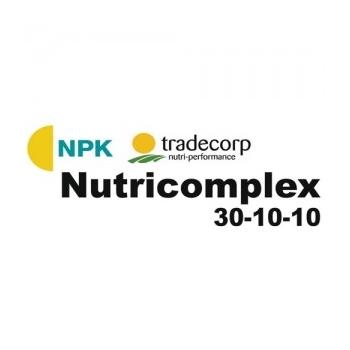 Ingrasamant cu aplicare foliara si fertirigare, Nutricomplex   30-10-10  (2 kg), TCI