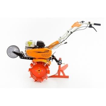 Motosapa Ruris 7088 ACC+roti cauciuc+plug+adaptor+cultivator, benzina , putere 7 Cp, latime de lucru 56-83 cm, pornire la sfoara, 2 viteze inainte + 1 viteza inapoi #4