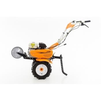 Motosapa Ruris 7088 ACC+roti cauciuc+plug+adaptor+cultivator, benzina , putere 7 Cp, latime de lucru 56-83 cm, pornire la sfoara, 2 viteze inainte + 1 viteza inapoi #3