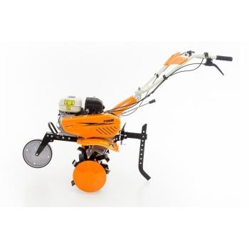 Motosapa Ruris 7088 ACC+roti cauciuc+plug+adaptor+cultivator, benzina , putere 7 Cp, latime de lucru 56-83 cm, pornire la sfoara, 2 viteze inainte + 1 viteza inapoi #2