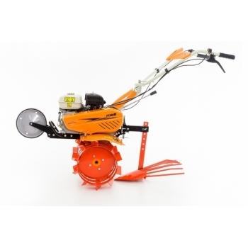 Motosapa Ruris 7088 ACC+roti cauciuc+plug+adaptor+cultivator, benzina , putere 7 Cp, latime de lucru 56-83 cm, pornire la sfoara, 2 viteze inainte + 1 viteza inapoi #5