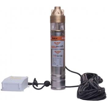 Pompa submersibila Ruris Aqua 105, putere motor 1500W, debit 2.6 mc/h, Ruris