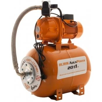 Hidrofor Ruris Aquapower 2011, putere absorbita 1100W, debit 58l/min, Ruris