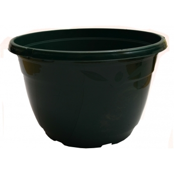 Ghiveci negru 9 cm, Blondy
