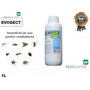 Insecticid antiviespi si antitantari EVOSECT, 1 L, Pestmaster
