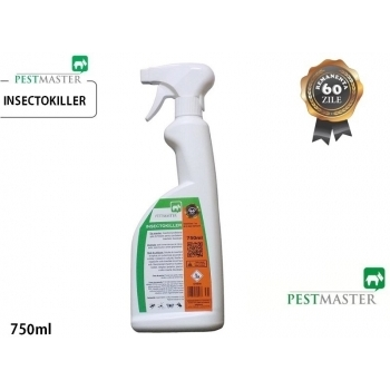 Insecticid profesional impotriva insectelor zburatoare - INSECTOKILLER,  750ml , Pestmaster