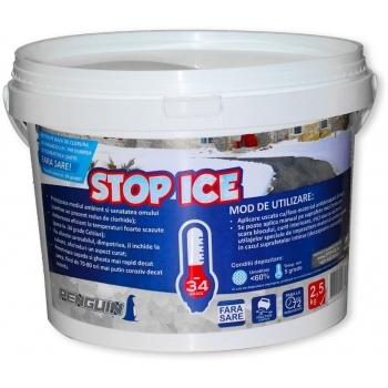 Produs biodegradabil pentru deszapezire, prevenire/ combatere gheata, dezghetare rapida, STOP ICE,  2.5 kg, Pestmaster