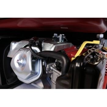 Generator de curent O-mac, LC6500D-A Series Loncin, monofazic, putere 5.5 kW, benzina, putere motor 13 Cp, tensiune 240 V, pornire electrica, AVR inclus #6