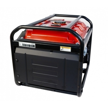 Generator de curent O-mac, LC6500D-A Series Loncin, monofazic, putere 5.5 kW, benzina, putere motor 13 Cp, tensiune 240 V, pornire electrica, AVR inclus #4