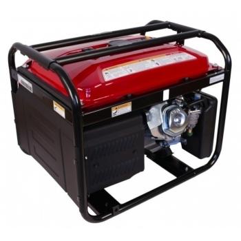 Generator de curent O-mac, LC8000D-DCS Loncin, monofazic, putere 7.0 kW, benzina, putere motor 15 Cp, tensiune 240 V, pornire electrica, AVR inclus #7